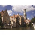 Puzzle  PuzzelMan-406 Belgien: Brügges
