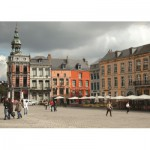 Puzzle  PuzzelMan-414 Belgien: Mons