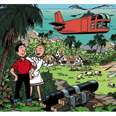 Puzzle  PuzzelMan-56473 Bob und Bobette