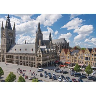 Puzzle  PuzzelMan-586 Belgien: Ypern