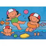 Puzzle  PuzzelMan-598 Noa: Im Schwimmbad