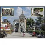 Puzzle  PuzzelMan-646 Belgien: Lierre