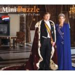 Puzzle  PuzzelMan-658 Königspaar - Willem-Alexander und Maxima der Niederlande