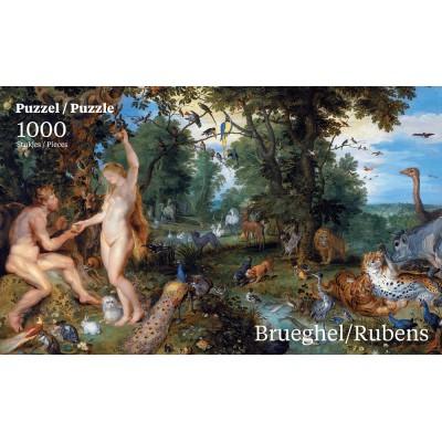 Puzzle  PuzzelMan-761 Rubens / Brueghel: Paradies