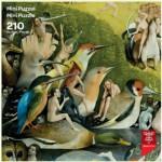 Puzzle  PuzzelMan-774 Hieronymus Bosch - Vögel