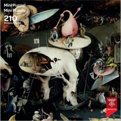 Puzzle  PuzzelMan-775 Hieronymus Bosch - Der offene Mensch