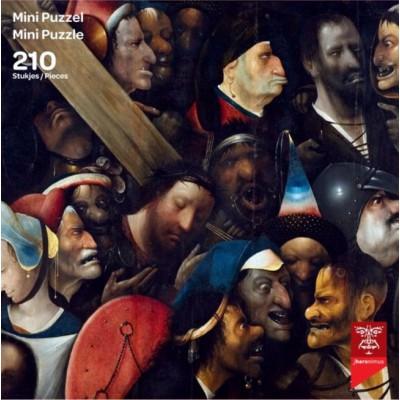 Puzzle PuzzelMan-776 Hieronymus Bosch - Kreuztragung