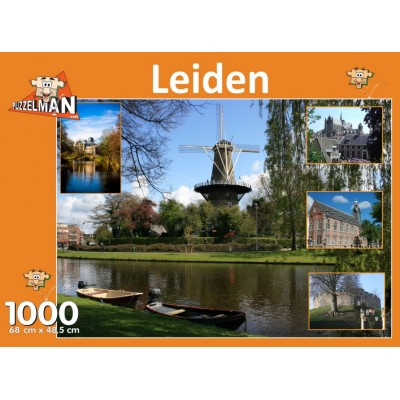 Puzzle  PuzzelMan-803 Leiden
