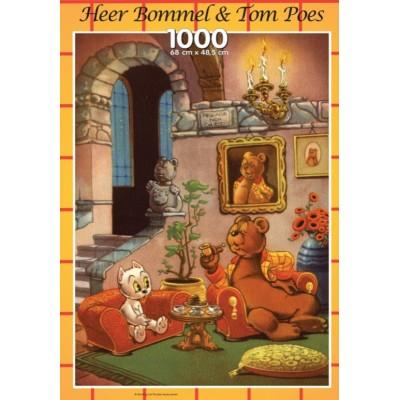 Puzzle  PuzzelMan-811 Marten Toonder - M. Bommel: Stories