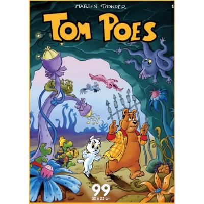 Puzzle  PuzzelMan-813 Marten Toonder - M. Bommel: Tom Poes