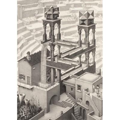 Puzzle  PuzzelMan-819 MC Escher - Waterfall