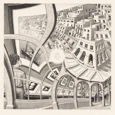 Puzzle  PuzzelMan-822 MC Escher: Galerie