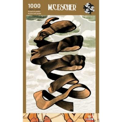 Puzzle  Puzzelman-855 MC Escher - Omhulsel