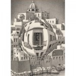 Puzzle  Puzzelman-864 MC Escher - Balcon