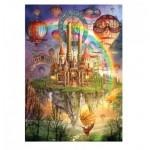 Puzzle  PuzzelMan-870 Ciro Marchetti - Tarot Town