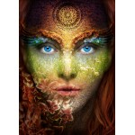 Grafika-Wood-00015 Holzpuzzle - Nature Woman