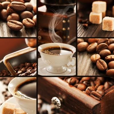 Grafika-Wood-00021 Holzpuzzle - Kaffee