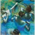 Puzzle-Michele-Wilson-A181-350 Holzpuzzles - Edgar Degas: Blaue Tänzerinnen
