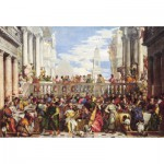 Puzzle  Puzzle-Michele-Wilson-A367-500 Paulo Veronese: Die Hochzeit zu Kana