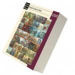 Puzzle  Puzzle-Michele-Wilson-A371-1200 Florence Magin: Das Tarot von Amber