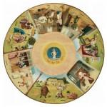 Puzzle-Michele-Wilson-A458-350 Holzpuzzle - Claude Monet - Die sieben Todsünden