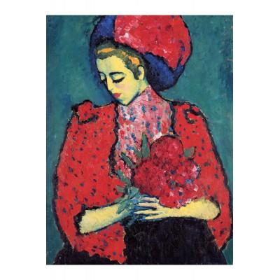 Puzzle Puzzle-Michele-Wilson-A468-150 Alexandre von Jawlensky, 1919
