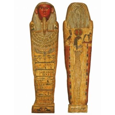 Puzzle-Michele-Wilson-A477-150 Holzpuzzle - Ägyptische Freske