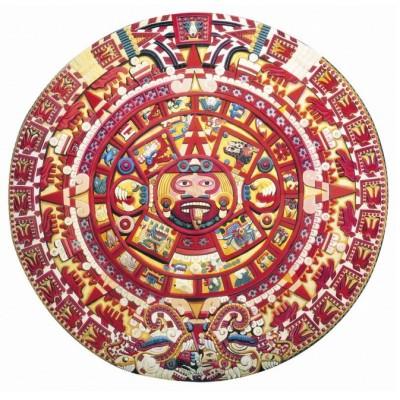 Puzzle  Puzzle-Michele-Wilson-A480-250 Azteken-Kalender, 1479