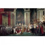 Puzzle-Michele-Wilson-A481-250 Holzpuzzle - Jacques-Louis David - Die Krönung Napoleons I