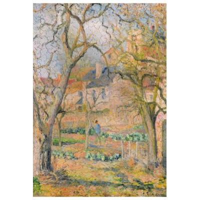 Puzzle-Michele-Wilson-A537-650 Holzpuzzle - Pissarro Camille