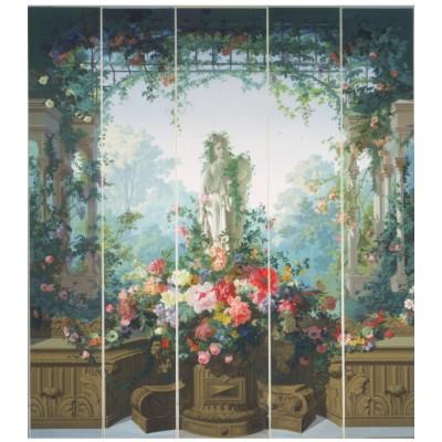 Puzzle-Michele-Wilson-A554-1200 Holzpuzzle - Edouard Muller - Le Jardin d'Armide