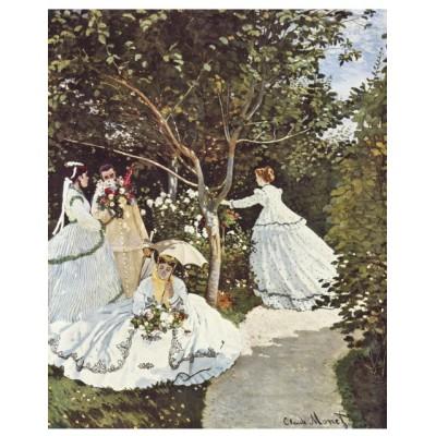 Puzzle-Michele-Wilson-A591-250 Holzpuzzle - Claude Monet