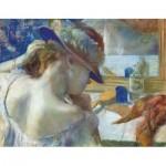Puzzle  Puzzle-Michele-Wilson-A596-150 Degas Edgar - Vor dem Spiegel, 1889