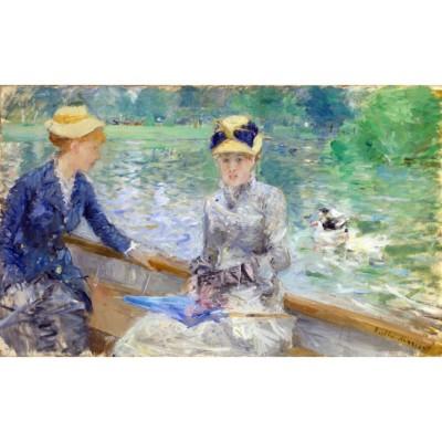 Puzzle-Michele-Wilson-A626-650 Holzpuzzle - Morisot