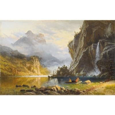 Puzzle-Michele-Wilson-A630-900 Holzpuzzle - Bierstadt