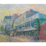 Puzzle  Puzzle-Michele-Wilson-A636-350 Van Gogh Vincent - Das Restaurant de la Sirène in Asnières, 1887
