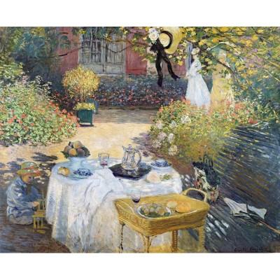 Puzzle-Michele-Wilson-A643-1000 Holzpuzzle - Claude Monet