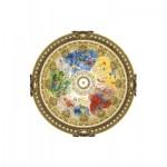 Puzzle-Michele-Wilson-A654-350 Puzzle aus handgefertigten Holzteilen - Marc Chagall