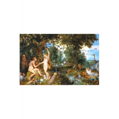 Puzzle-Michele-Wilson-A665-500 Puzzle aus handgefertigten Holzteilen - Jan Bruehgel