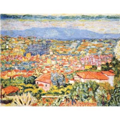 Puzzle-Michele-Wilson-A698-500 Holzpuzzle - Pierre Bonnard