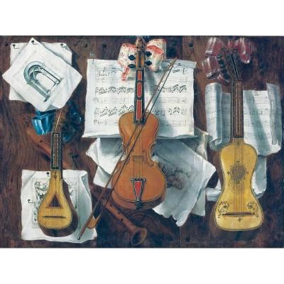 Puzzle-Michele-Wilson-A699-650 Holzpuzzle - Sébastiano Lazzari