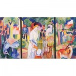 Puzzle-Michele-Wilson-A726-250 Holzpuzzle - August Macke