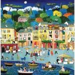 Puzzle-Michele-Wilson-A737-350 Holzpuzzle - Alessandra Puppo - Portofino