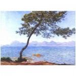 Puzzle-Michele-Wilson-A743-80 Puzzle aus handgefertigten Holzteilen - Claude Monet - Cap d'Antibes