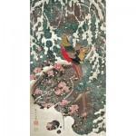 Puzzle-Michele-Wilson-A748-150 Puzzle aus handgefertigten Holzteilen - Ito Jakuchu