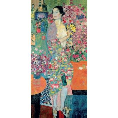 Puzzle-Michele-Wilson-A751-150 Puzzle aus handgefertigten Holzteilen - Gustav Klimt - Der Tänzer