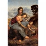 Puzzle-Michele-Wilson-A755-250 Puzzle aus handgefertigten Holzteilen - Leonardo da Vinci