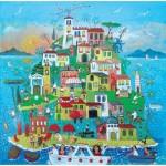 Puzzle-Michele-Wilson-A766-650 Puzzle aus handgefertigten Holzteilen - Alessandra Puppo - Inselparty