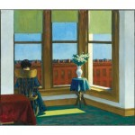 Puzzle-Michele-Wilson-A777-250 Puzzle aus handgefertigten Holzteilen - Edward Hopper - Brooklyn Zimmer