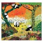 Puzzle-Michele-Wilson-A778-250 Puzzle aus handgefertigten Holzteilen - Thomas - Pandas
